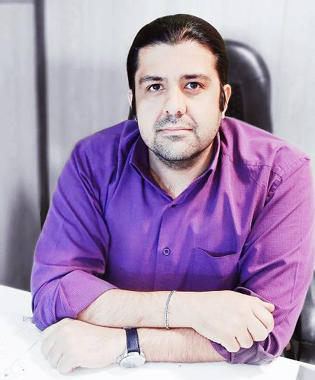 استادشاهین حسین پور